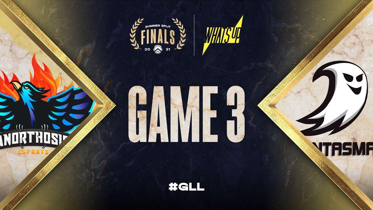 ANO vs TP | Greek Legends Summer Split 2021 | Grand Finals | Game 3