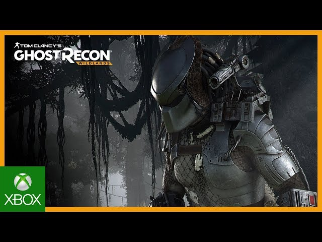 Tom Clancy's Ghost Recon Wildlands: Predator - Special Event | Trailer | Ubisoft |