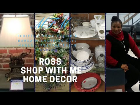 Ross Shop With Me 2019 | Home Decor | MFM