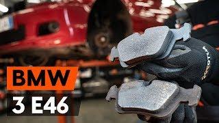 Comment remplacer des plaquettes de frein avant sur BMW 3 (E46) [TUTORIEL AUTODOC]