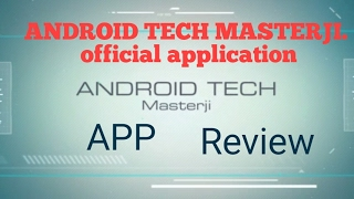 Android tech Masterji official app