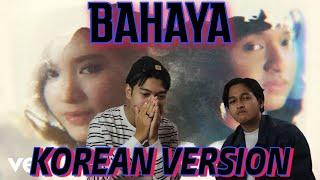 Download Arsy Widianto, Tiara Andini - Bahaya (Korean Version) (Official Lyric Video) Indonesian Reaction