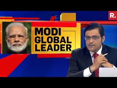 Global Endorsement For PM Narendra Modi | The Debate With Ar