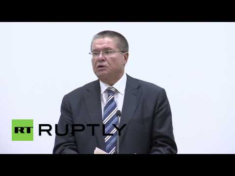 "Germany: ""Despite sanctions Russia still sixth biggest economy in the world"" says Ulyakaev"