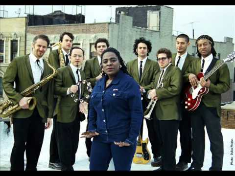 Sharon Jones  The Dap Kings    If You Call BASS BOSTED
