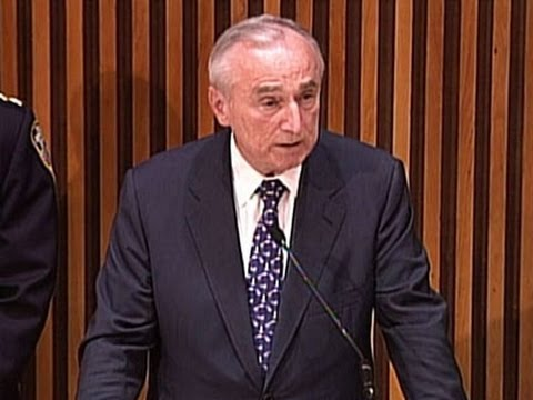 NYPD Chief Calls for 'use of Force' Retraining