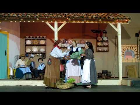 Rancho Folclórico de São Pedro de Alva - Abertura do Festival 2017
