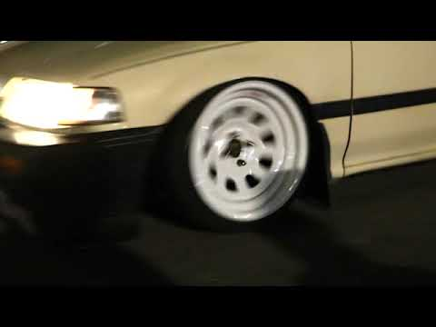 Slammed Ef Sedan Youtube