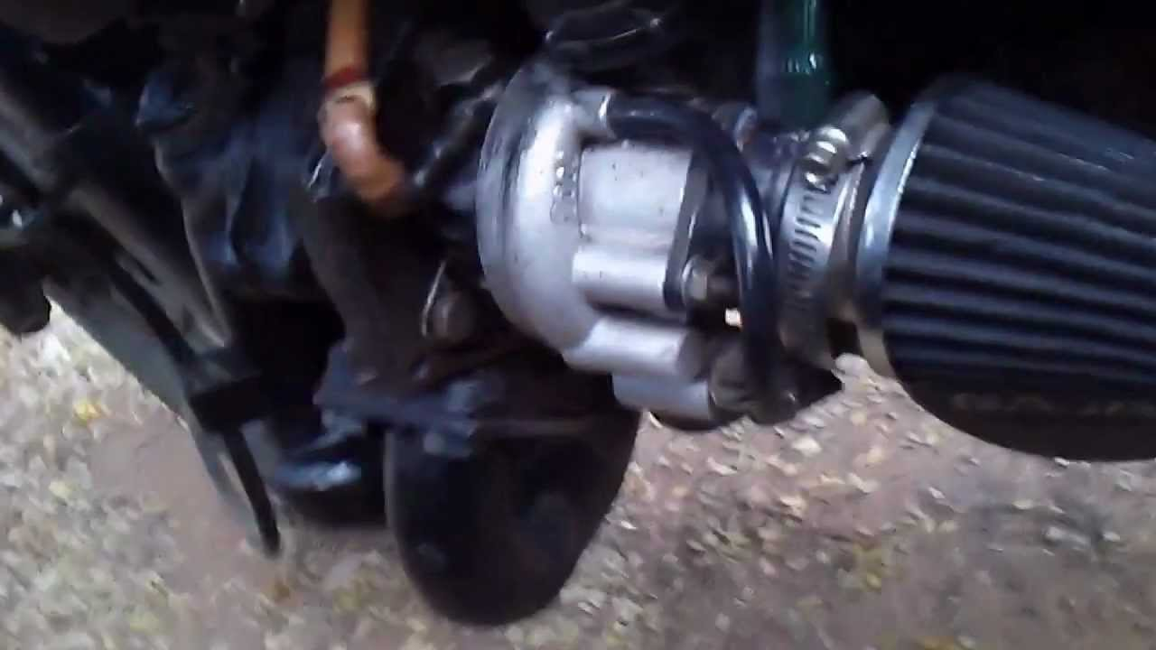 Pulsar 220f Turbo Charged Youtube