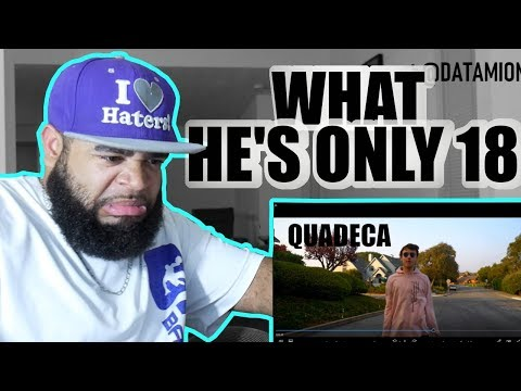 {{ REACTION }} Quadeca - Insecure KSI Diss Track