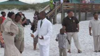 Barefoot Weddings on the Beach in Florida