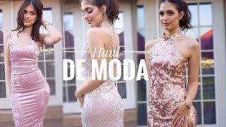 Haul Ropa de Moda y linda/ Ideas de Outfits De noche para  Primavera Hotmiamistyles