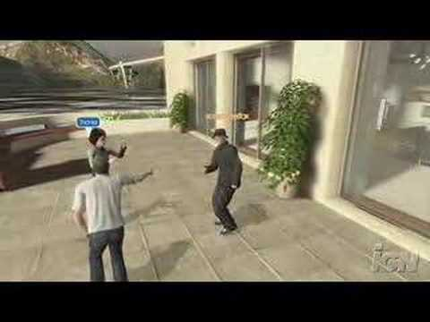 Playstation Home (gdc 2007 trailer)