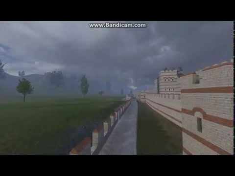 Mount & Blade Diriliş Ertuğrul modu Constantinopoli