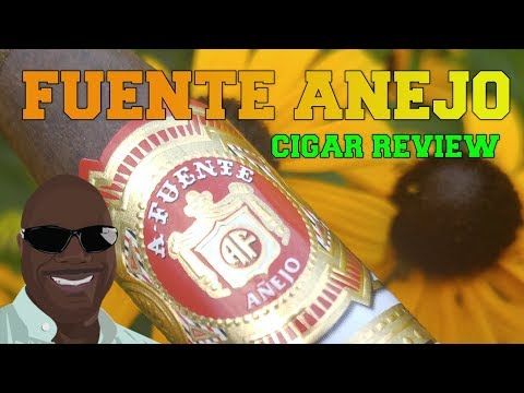 Fuente Anejo 888 | Cigar Review | LeeMack912 | www.irobusto | Connecticut Broadleaf Wrapper