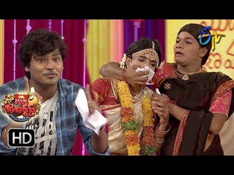 Avinash Karthik Performance | Extra Jabardasth| 25th  May 2018 | ETV Telugu