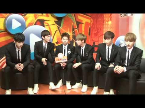 120414 EXO-M Tudou Music Interview Trailer