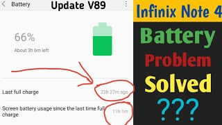 Here is how to Hard Reset or Factory Reset the Infinix Hot Note X551 or any Android smartphone. ▻ Su.