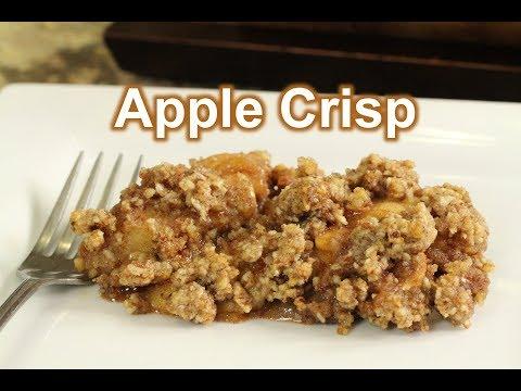 How To Make The Best Apple Crisp | Rockin Robin Cooks