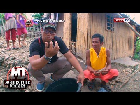 Motorcycle Diaries: Ang kayamanang taglay ng Gaspar Island sa Marinduque