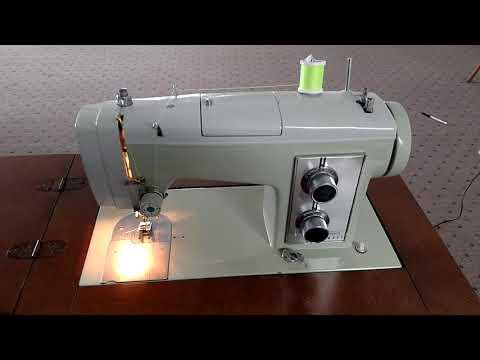 Vintage Sears Kenmore Sewing Machine 158.17540 Japan Late 1970s