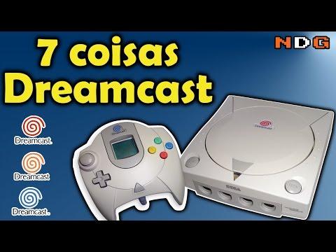 7 coisas sobre o Dreamcast Curiosidades Nostalgicas