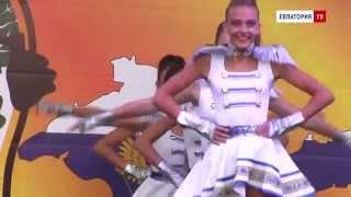 «Московская Таврида» в Евпатории(На Театральной площади состоялся студенческий спортивно-танцевальный праздник с участием местных коллект..., 2015-08-20T13:20:51.000Z)