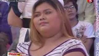 FACE TO FACE ON TV5 EPISODE 187 - ANONG PAKI MO, KUNG PLAYGIRL AKO! (2/4)