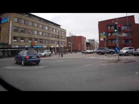 Rovaniemi City  Lapland Finland