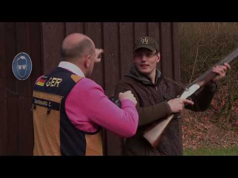 Die Hunter Brothers lernen Flinte schießen - Die Praxis