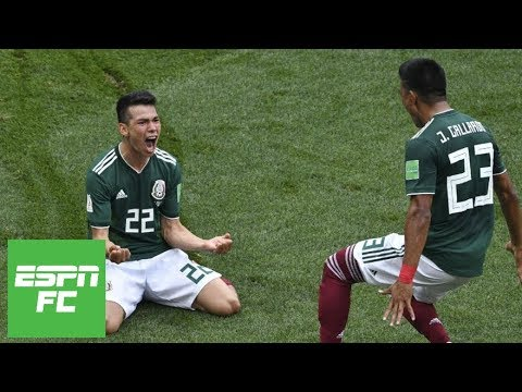 After win over Germany, Mexico 'absolutely' should win their group at the 2018 World Cup | ESPN FC