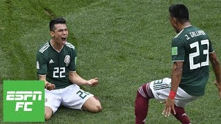 After win over Germany, Mexico