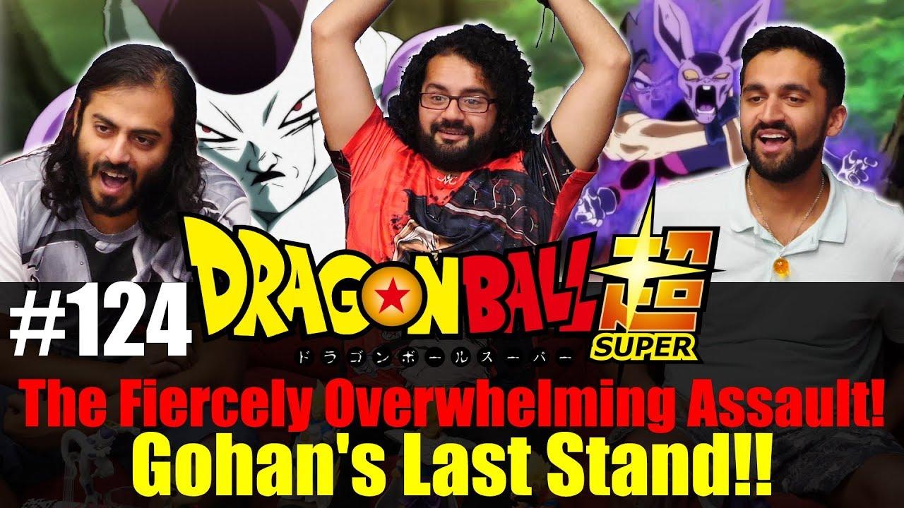Download Dragon Ball Super ENGLISH DUB - Episode 124 - Group Reaction