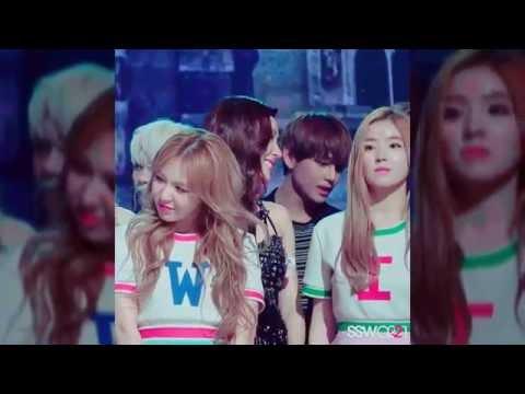 BTS V (Kim Taehyung) & Red Velvet Irene - I Hate you I Love you