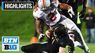 Download Highlights: Fields Tosses 4 TDs in Win vs. Wildcats | Ohio State at Northwestern | Oct. 18, 2019 Mp3 and Videos