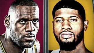 2017 NBA Playoffs   Cavaliers vs Pacers Game 4   NBA on ABC Intro
