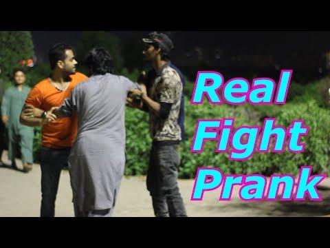 Fight Prank In Pakistan
