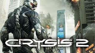 Crysis 2 All Cutscenes HD GAME
