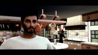 """The Sims 4 Machinima   Сериал: """"Потише, красавчик!""""   2 Серия (Старая любовь)   16+"""