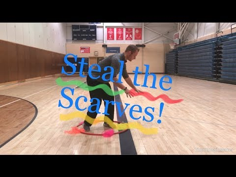 PE Game - Steal the Scarves