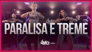 Paralisa e Treme - Tainá Costa e MC 2K   FitDance TV (Coreografia Oficial)