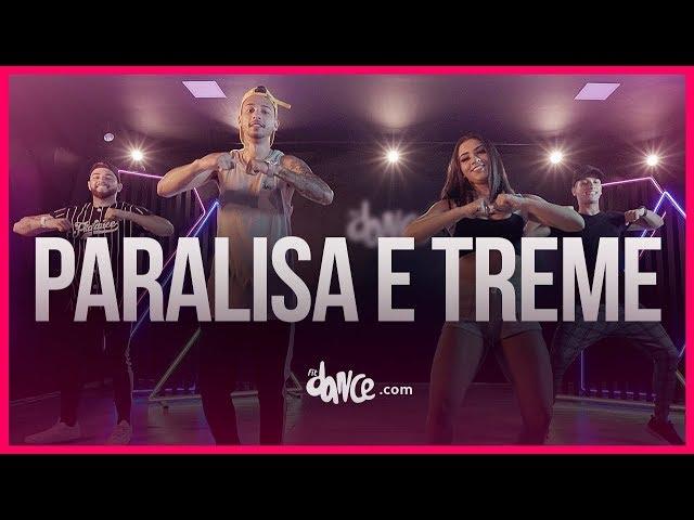 Paralisa e Treme - Tainá Costa e MC 2K | FitDance TV (Coreografia Oficial)