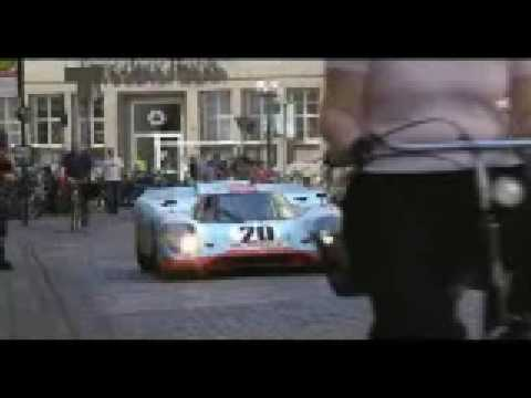 Porsche 917 going downtown