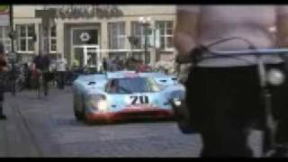 Porsche 917 going downtown