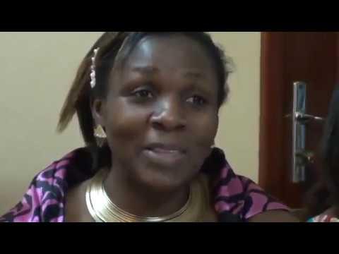 Témoignage de Mme Wapongwa Chef Comptable (ENEM) participant au Séminaire de Formation Chartered Managers