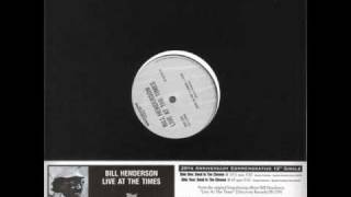 digitized from vinyl Bill Henderson with Joyce Collins at the Piano...