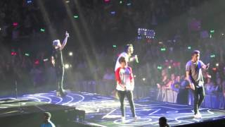 One Direction - story of my life Birmingham 11.10.15