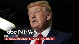 Why some Republicans are now targeting Trump, GOP senators | ABC News