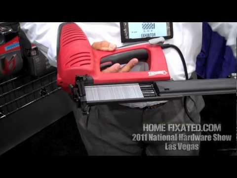 Arrow Fastener Staple Gun and Electric Nail Gun
