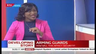 Private security to undergo gun-holders training